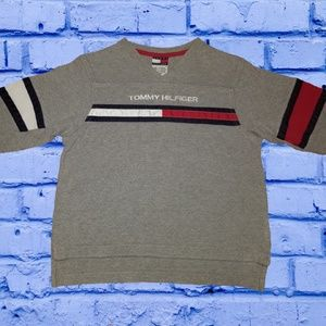 Tommy Hilfiger Long Sleeve Thermal Kids Shirt 5